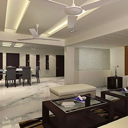 Anuj Mathur Residence Interior Design Sample