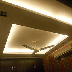 J K Jain Residence Interior Design Sample