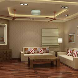 Shubham Garg Residence Interior Design Sample