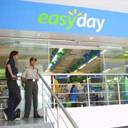 Easyday Outlet Interior Design Sample